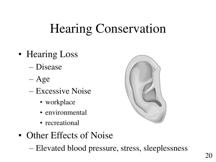 Hearing Conservation