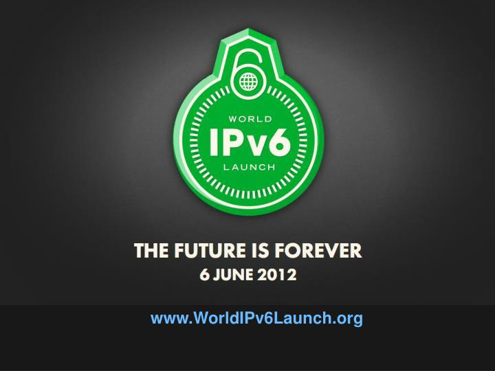 Www.WorldIPv6Launch.org
