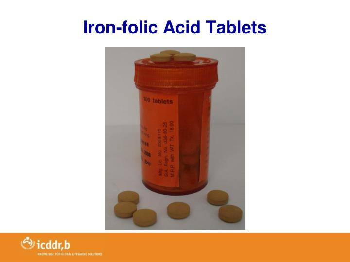 Iron-folic Acid Tablets