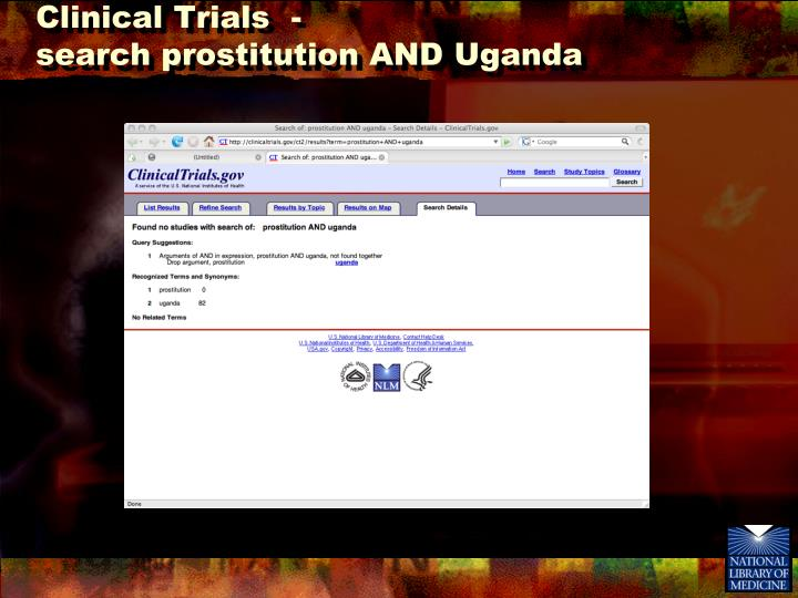 Clinical Trials  -