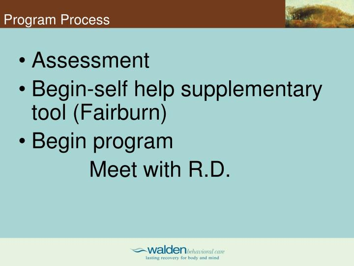 Program Process