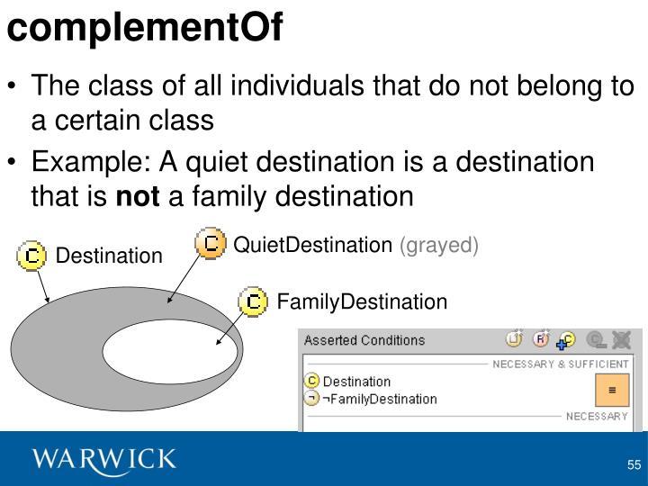 QuietDestination