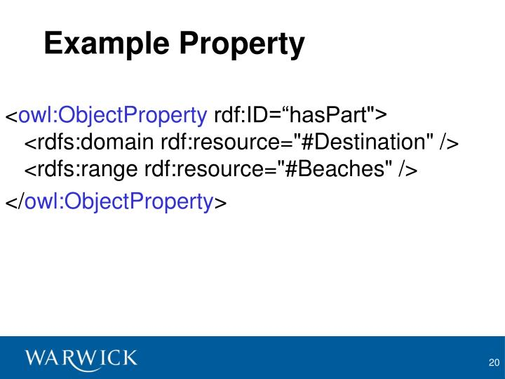 Example Property
