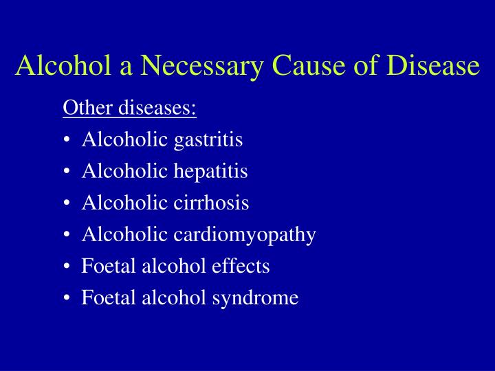 Other diseases: