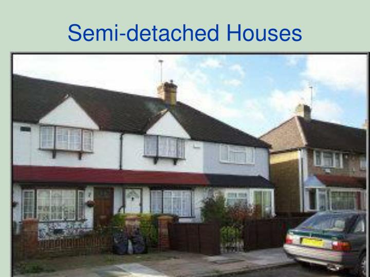 Semi-detached Houses