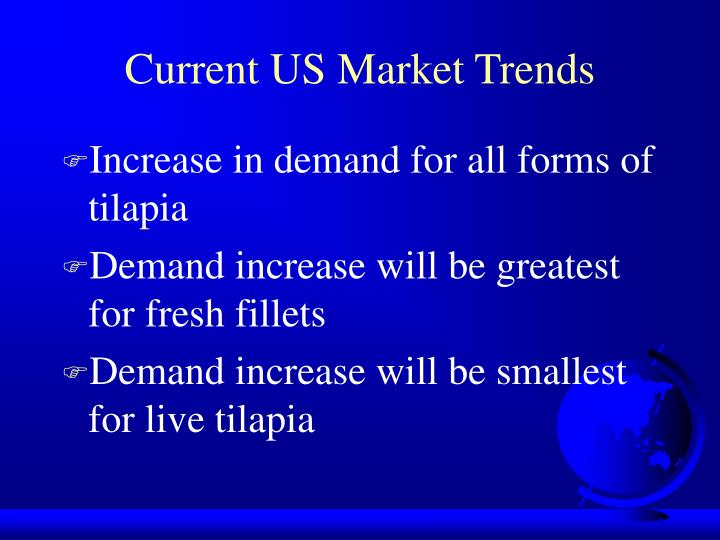 Current US Market Trends