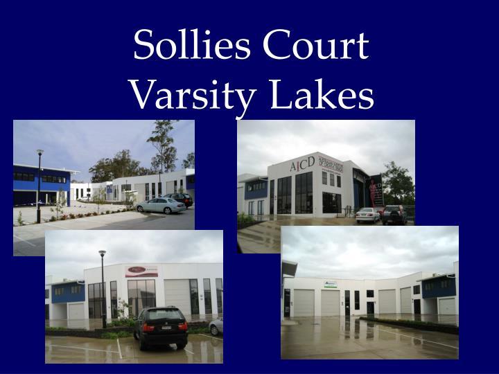 Sollies Court