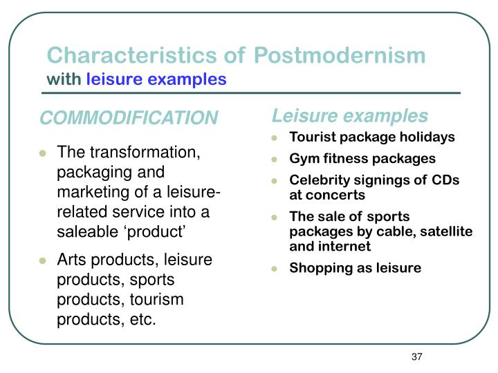 The `Other' Postmodern Tourism: Culture, Travel and the New Middle Classes