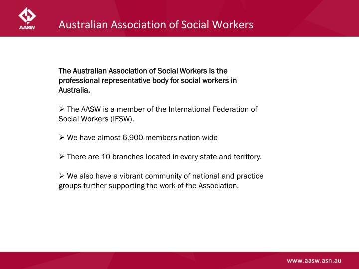 Australian Association of Social Workers