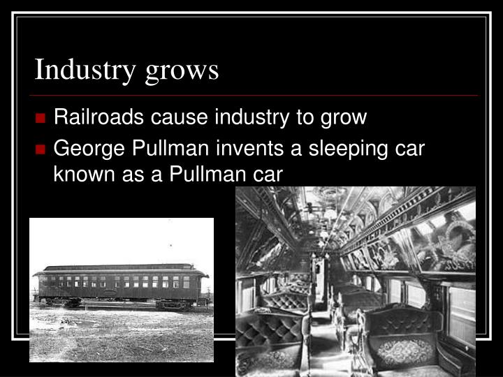 Industry grows