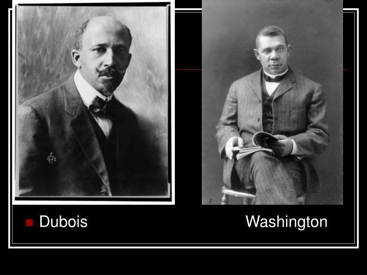 DuboisWashington