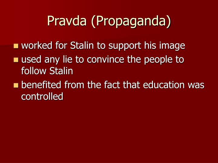 Pravda (Propaganda)