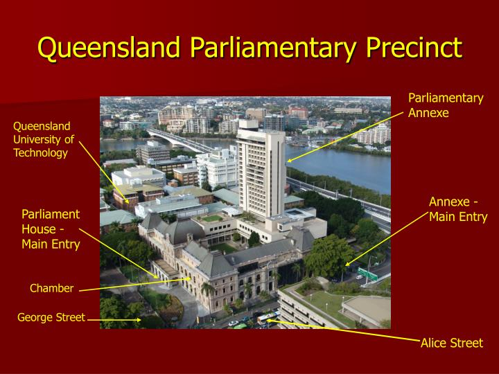 Queensland parliamentary precinct