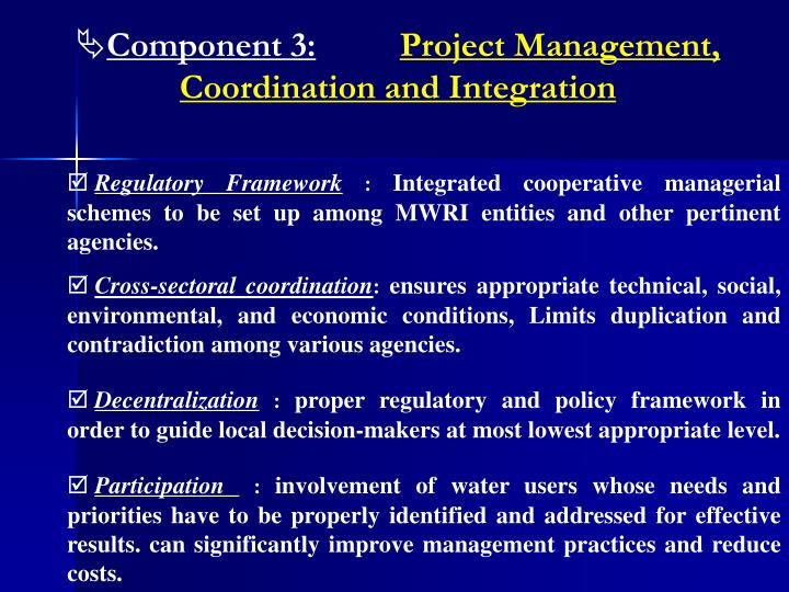 Component 3: