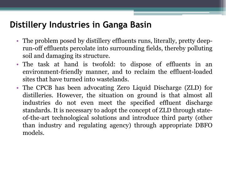 Distillery Industries in