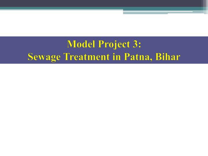 Model Project 3: