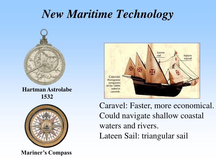 New Maritime Technology