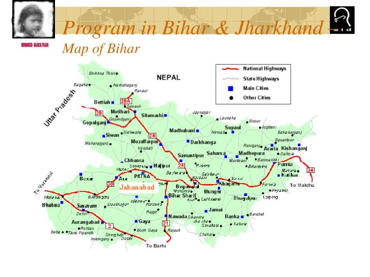 Program in Bihar & Jharkhand –