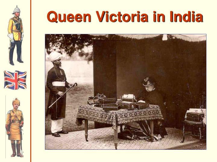 Queen Victoria in India