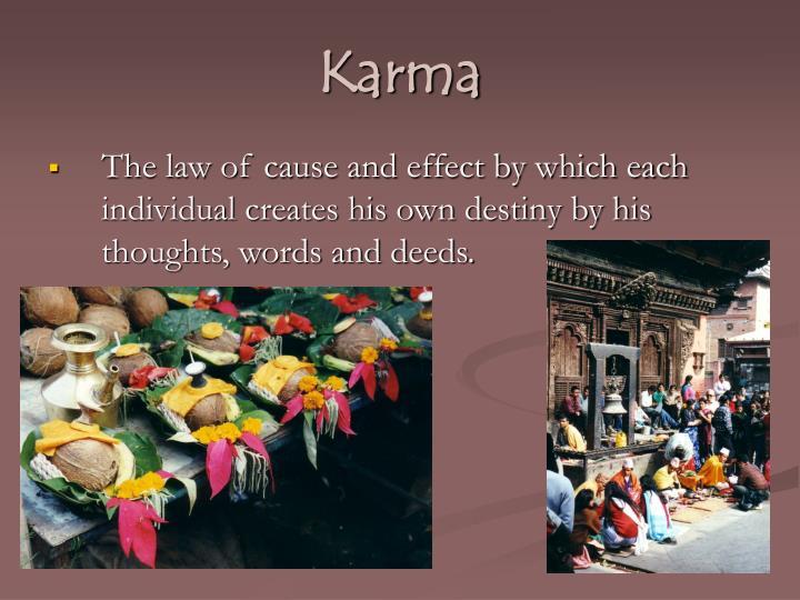an introduction to the analysis of karma and reincarnation Karma and reincarnation insights on two fundamental hindu concepts from the teachings of sivaya subramuniyaswami.