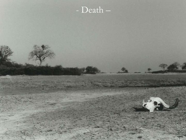 Death –