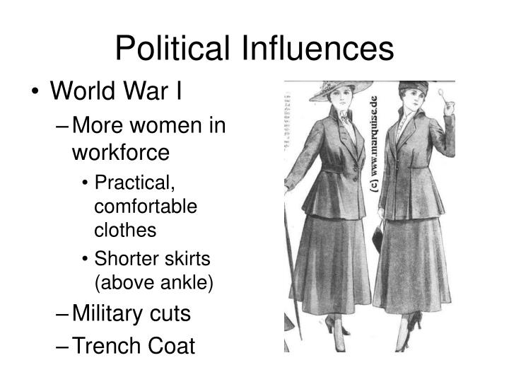 Political Influences