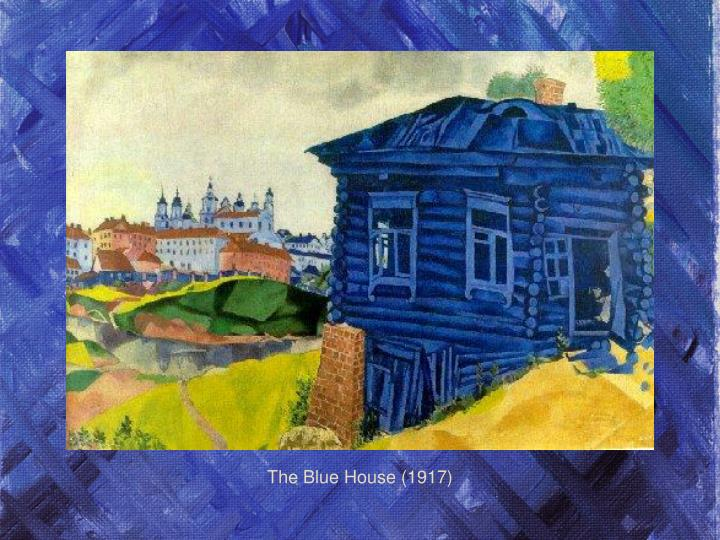 The Blue House (1917)
