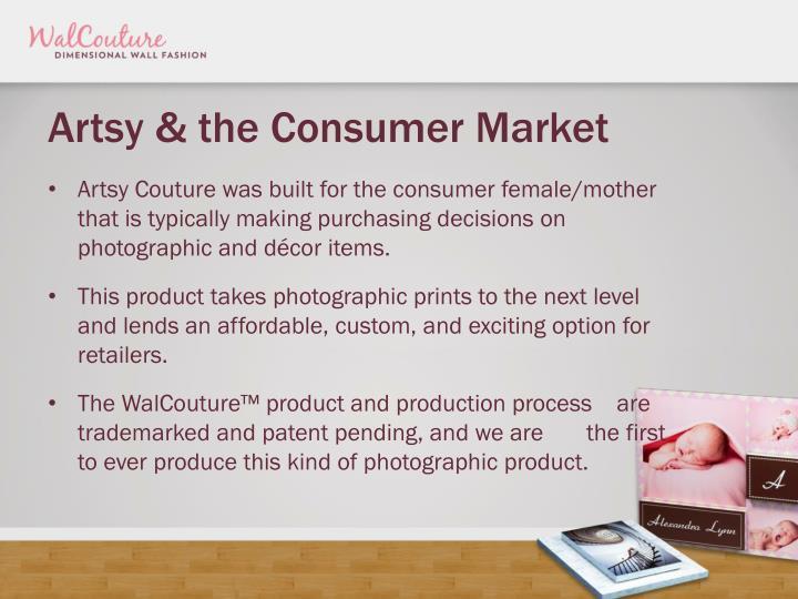 Artsy & the Consumer Market