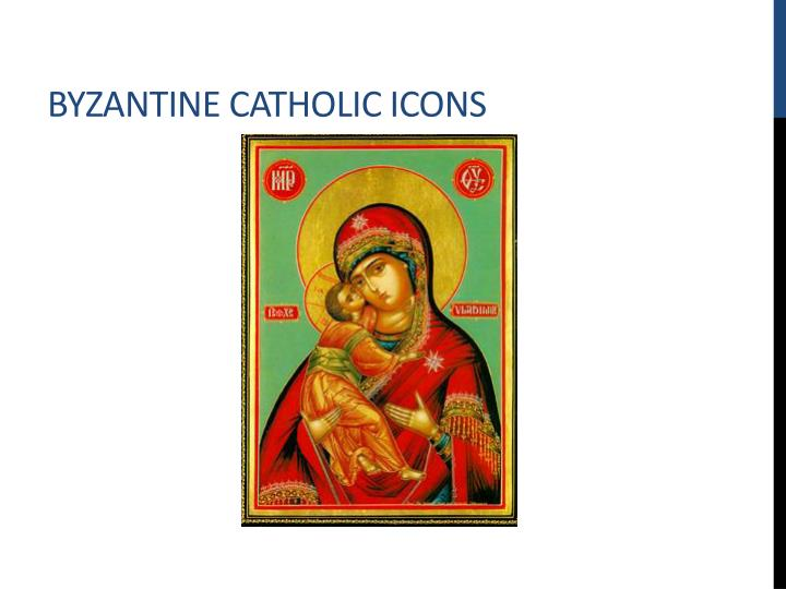 Byzantine Catholic Icons