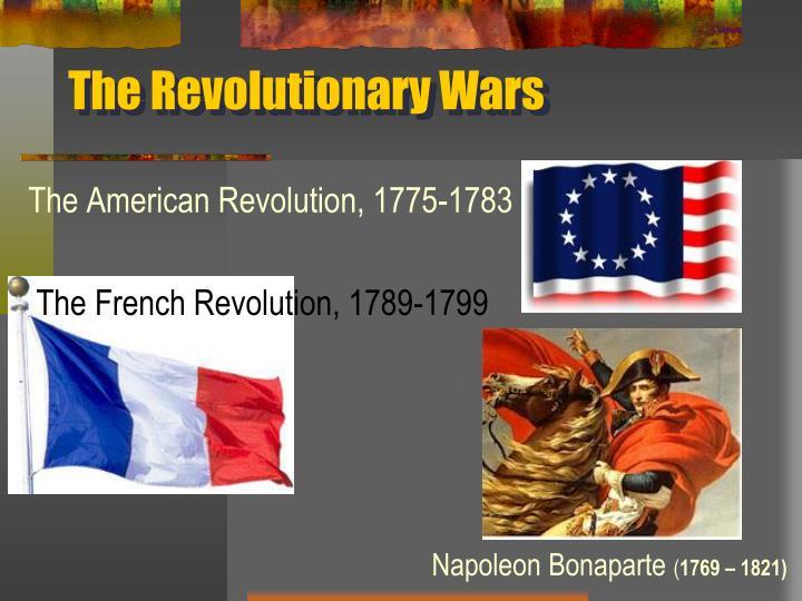 The Revolutionary Wars