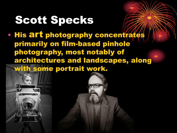 Scott Specks