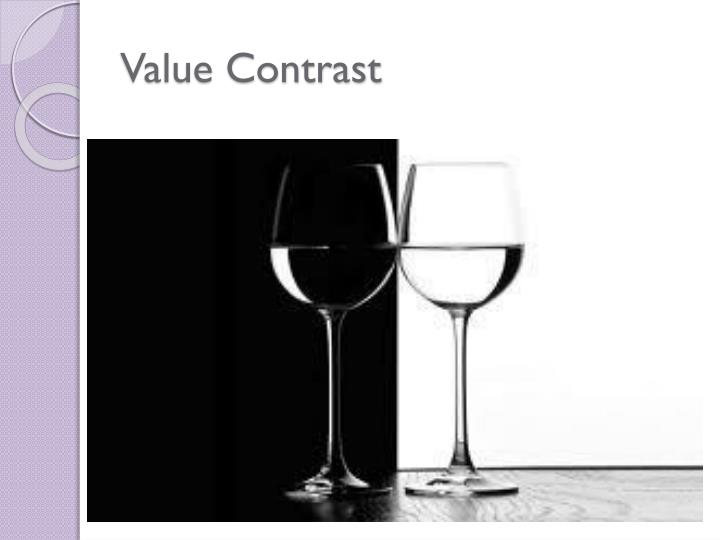 Value Contrast