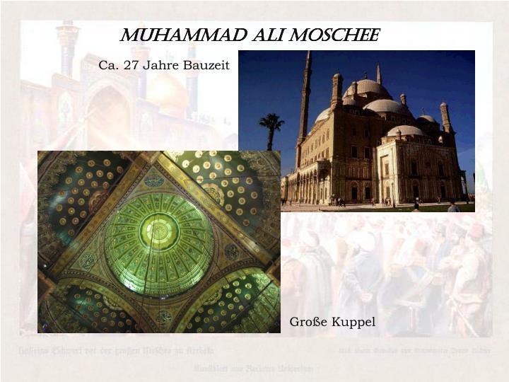 Muhammad Ali Moschee