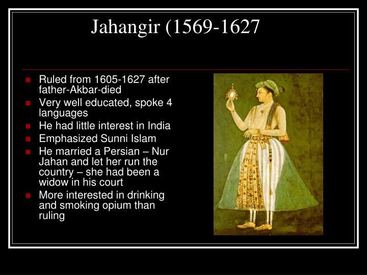 Jahangir (1569-1627