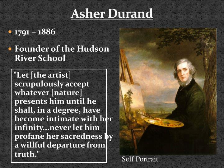 Asher Durand