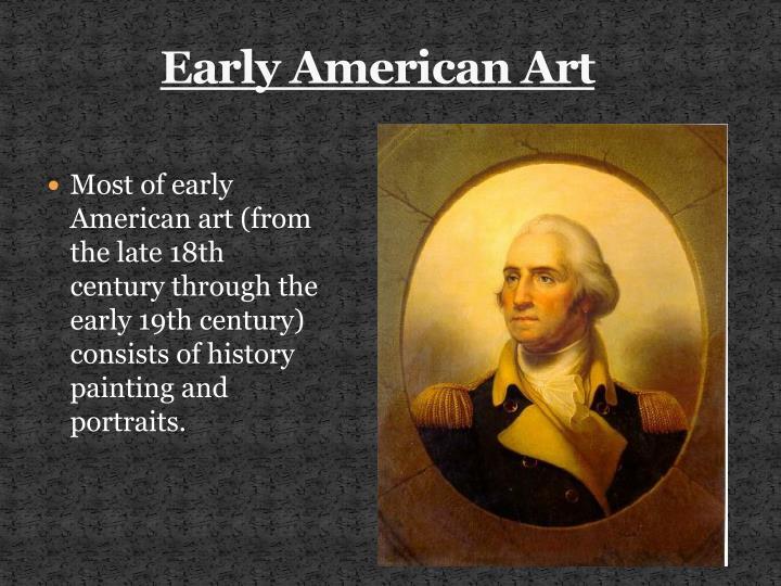 Early American Art