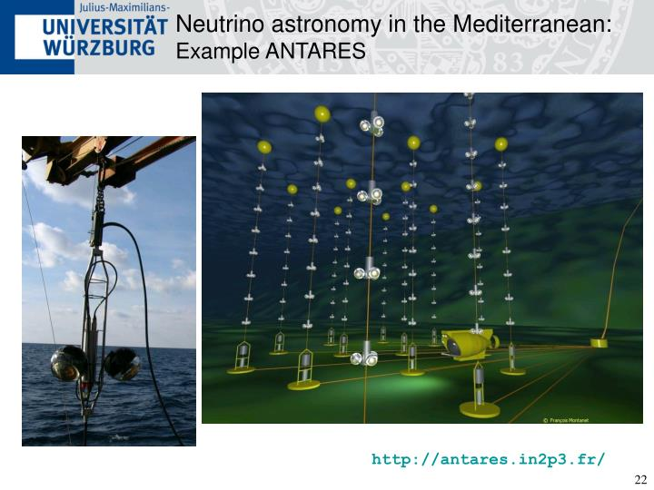 Neutrino astronomy in the Mediterranean: