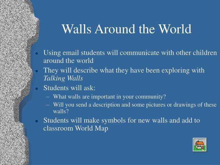 Walls Around the World