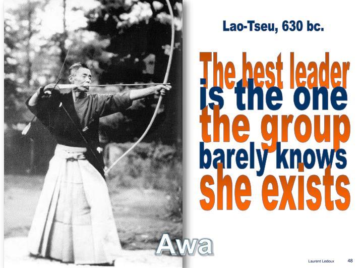 Lao-Tseu, 630 bc.