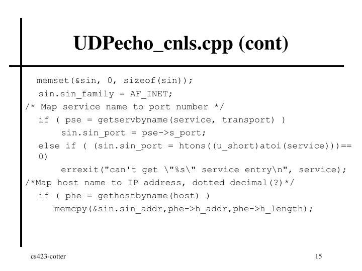 UDPecho_cnls.cpp (cont)