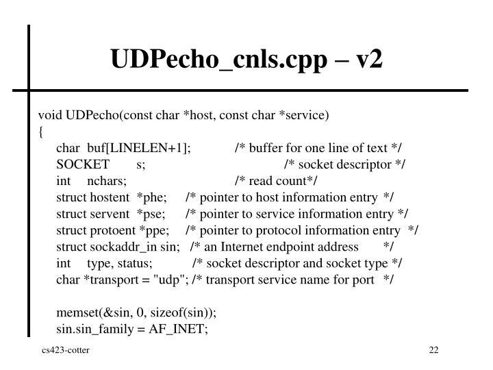 UDPecho_cnls.cpp – v2