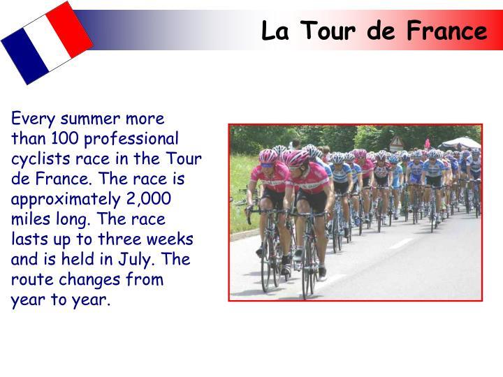 La Tour de France