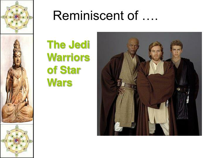 The Jedi Warriors of Star Wars
