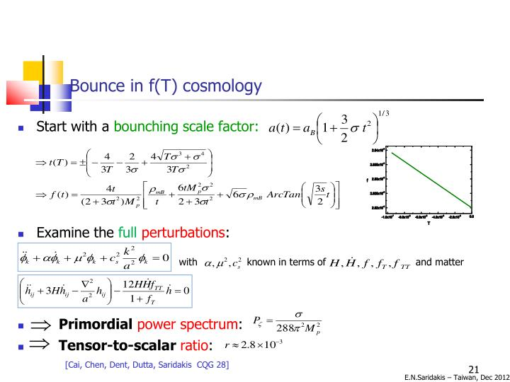 Bounce in f(T) cosmology