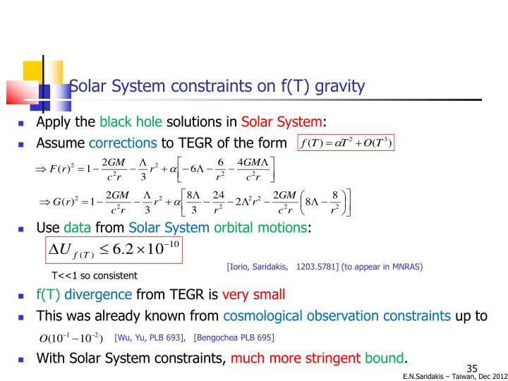 Solar System constraints on f(T) gravity