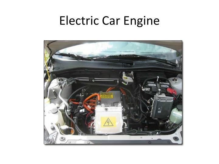 Electric Car Engine