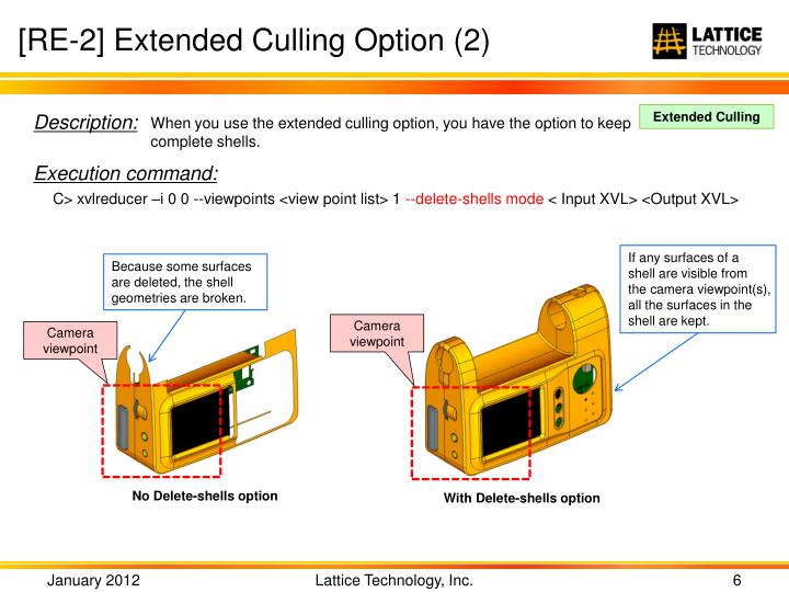 [RE-2] Extended Culling Option (2)