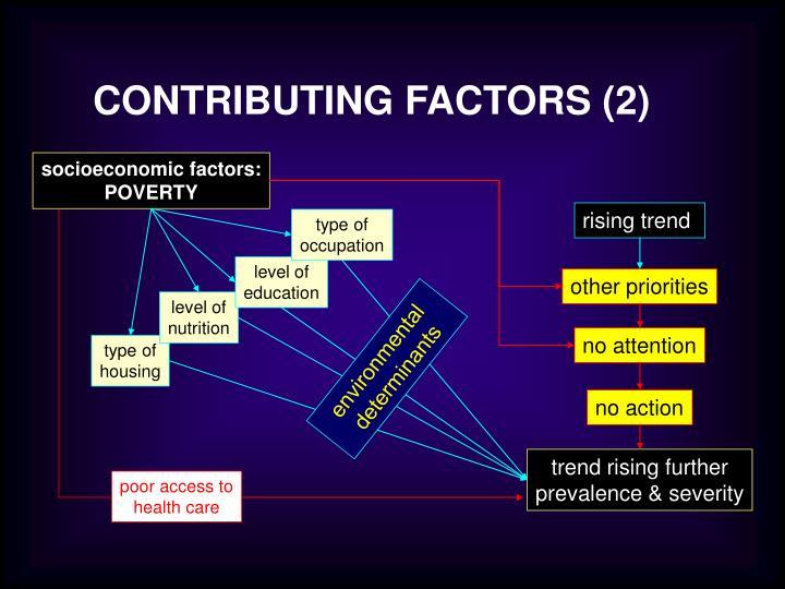 CONTRIBUTING FACTORS (2)