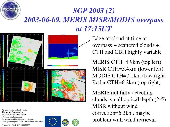 SGP 2003 (2)