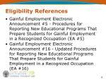 eligibility references1